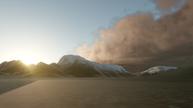 Terrain Evening